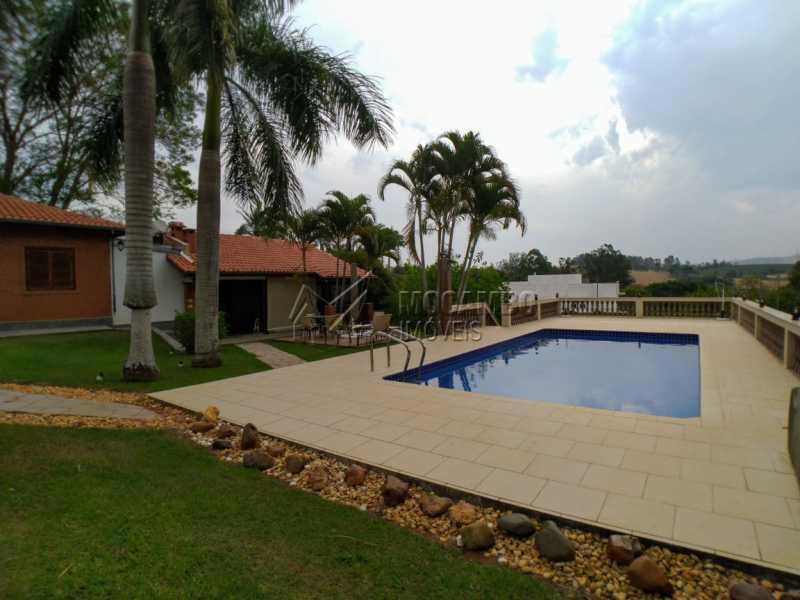 Piscina com uma linda vista. - Casa em Condomínio 3 quartos à venda Itatiba,SP - R$ 1.890.000 - FCCN30500 - 21