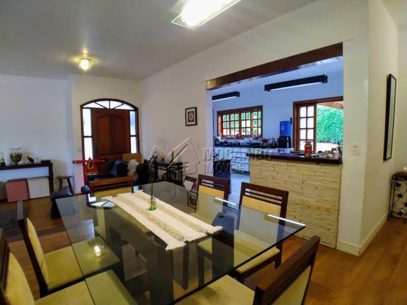 Sala de jantar - Casa em Condomínio 3 quartos à venda Itatiba,SP - R$ 1.890.000 - FCCN30500 - 7
