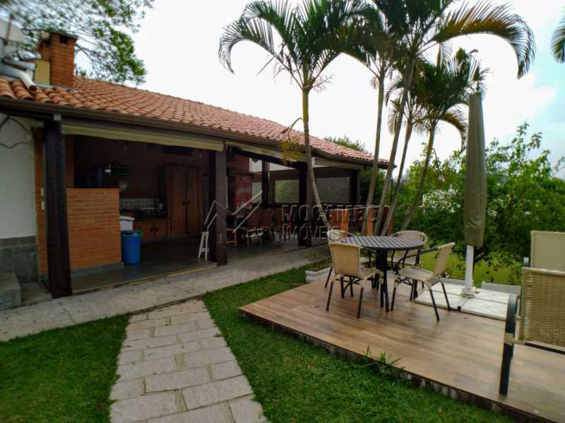 Área gourmet completa - Casa em Condomínio 3 quartos à venda Itatiba,SP - R$ 1.890.000 - FCCN30500 - 19
