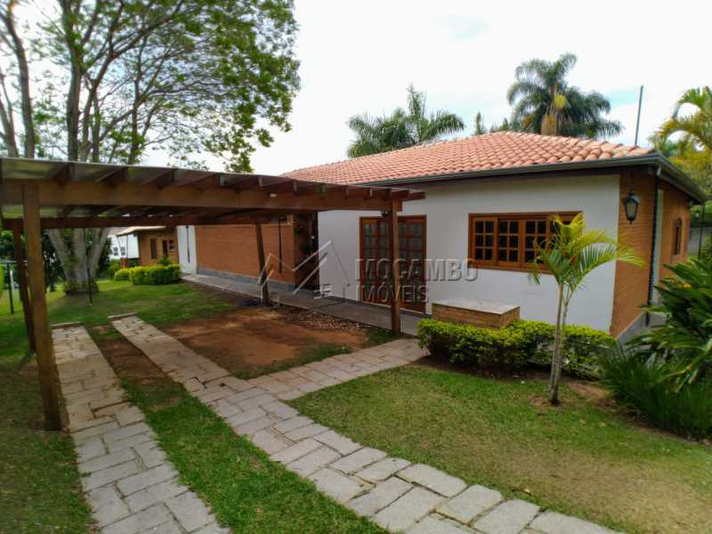 Garagem - Casa em Condomínio 3 quartos à venda Itatiba,SP - R$ 1.890.000 - FCCN30500 - 4