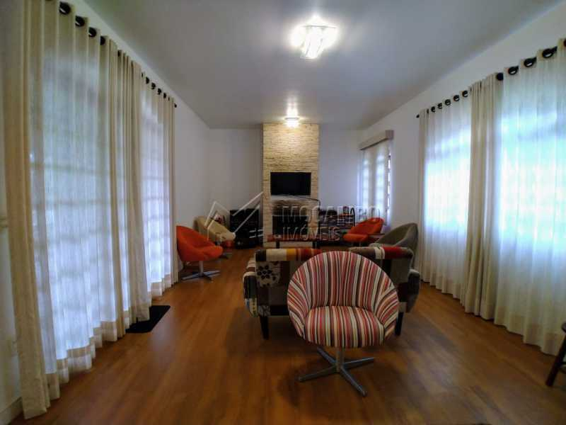Sala ampla - Casa em Condomínio 3 quartos à venda Itatiba,SP - R$ 1.890.000 - FCCN30500 - 15