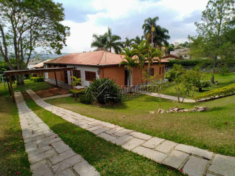 Entrada com garagem - Casa em Condomínio 3 quartos à venda Itatiba,SP - R$ 1.890.000 - FCCN30500 - 3