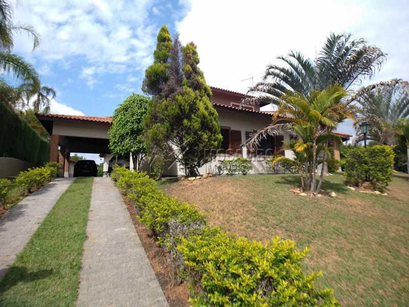 Entrada - Casa em Condomínio 4 quartos para venda e aluguel Itatiba,SP - R$ 9.000 - FCCN40171 - 3