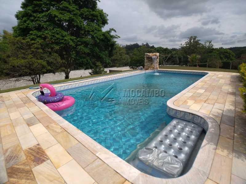 Piscina - Casa em Condomínio 4 quartos para venda e aluguel Itatiba,SP - R$ 9.000 - FCCN40171 - 5