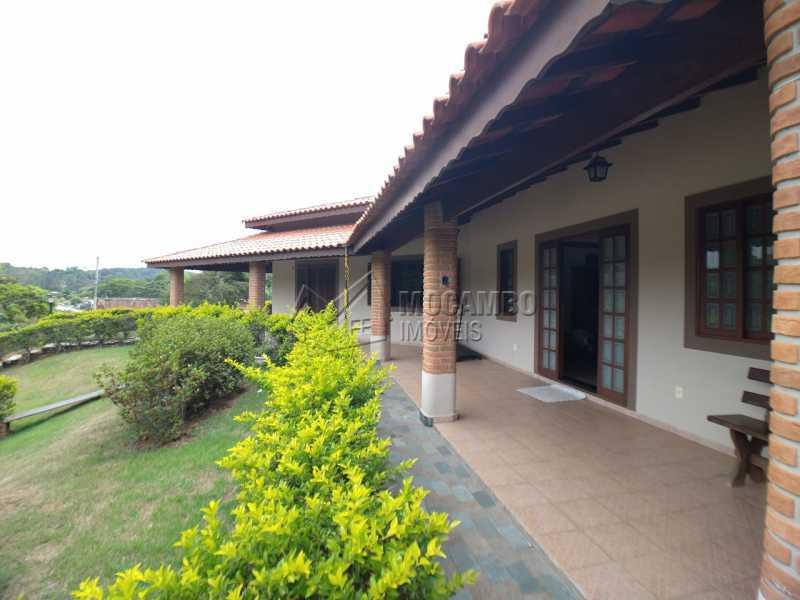 Varanda - Casa em Condomínio 4 quartos para venda e aluguel Itatiba,SP - R$ 9.000 - FCCN40171 - 7