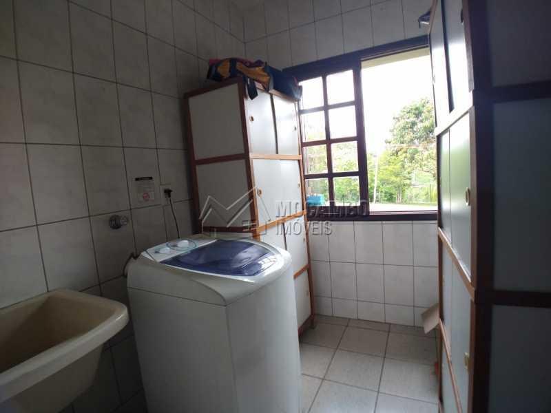 Lavanderia - Casa em Condomínio 4 quartos para venda e aluguel Itatiba,SP - R$ 9.000 - FCCN40171 - 12