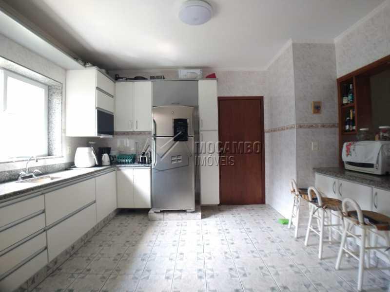 Cozinha - Casa em Condomínio 4 quartos para venda e aluguel Itatiba,SP - R$ 9.000 - FCCN40171 - 13