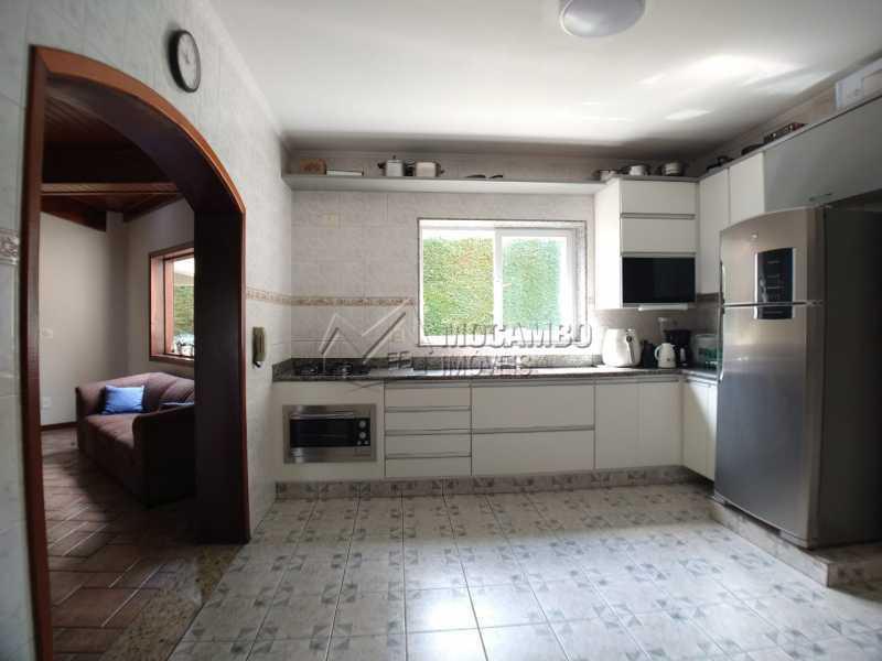 Cozinha - Casa em Condomínio 4 quartos para venda e aluguel Itatiba,SP - R$ 9.000 - FCCN40171 - 14
