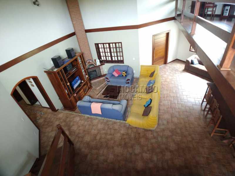 Salas - Casa em Condomínio 4 quartos para venda e aluguel Itatiba,SP - R$ 9.000 - FCCN40171 - 19