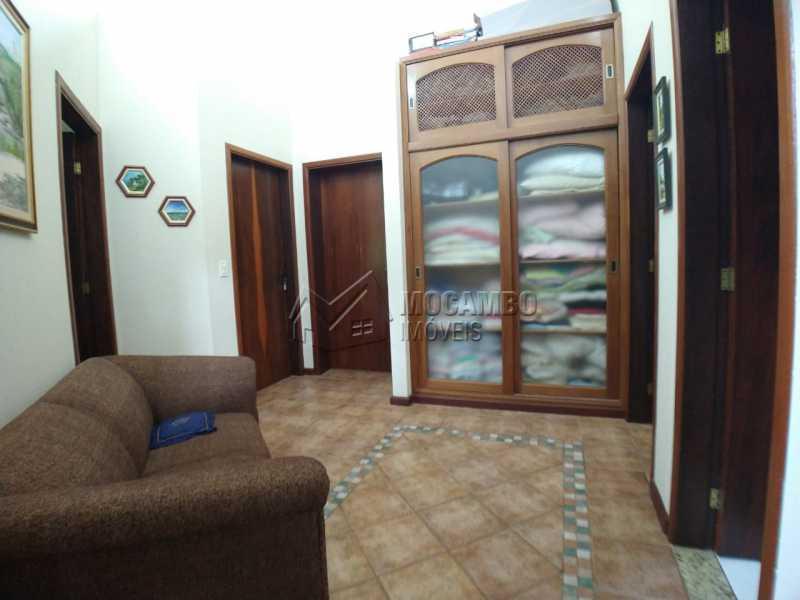 Hall  - Casa em Condomínio 4 quartos para venda e aluguel Itatiba,SP - R$ 9.000 - FCCN40171 - 20