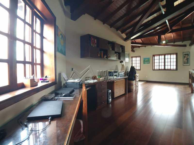 Mezanino - Casa em Condomínio 4 quartos para venda e aluguel Itatiba,SP - R$ 9.000 - FCCN40171 - 21