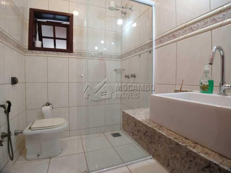 Banheiro suíte - Casa em Condomínio 4 quartos para venda e aluguel Itatiba,SP - R$ 9.000 - FCCN40171 - 23