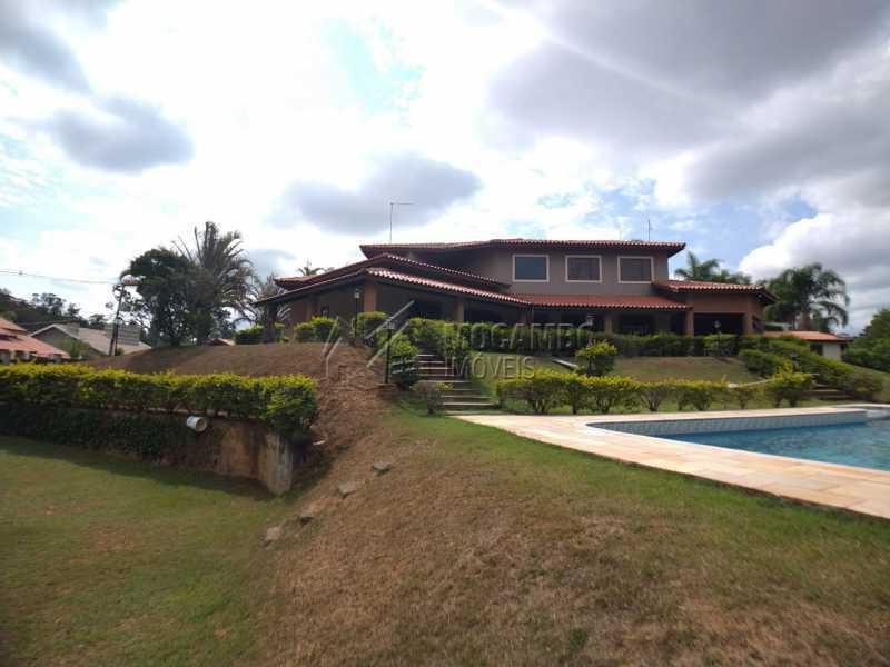 Área externa - Casa em Condomínio 4 quartos para venda e aluguel Itatiba,SP - R$ 9.000 - FCCN40171 - 29
