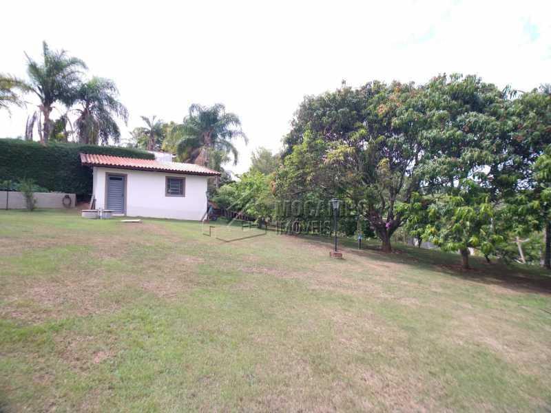 Depósito - Casa em Condomínio 4 quartos para venda e aluguel Itatiba,SP - R$ 9.000 - FCCN40171 - 30