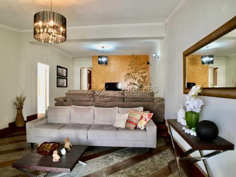 Sala de estar - Casa 4 quartos à venda Itatiba,SP Vila Mutton - R$ 960.000 - FCCA40147 - 1