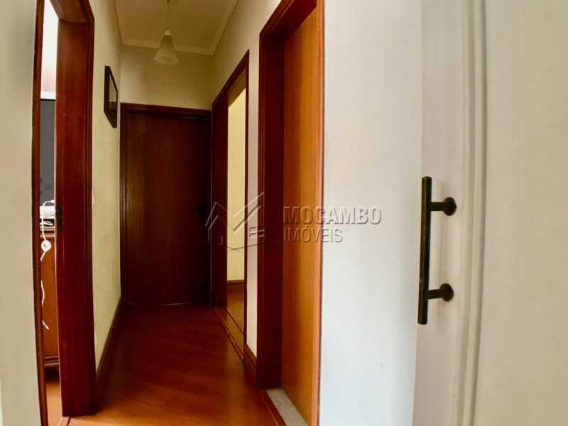 Corredor - Casa 4 quartos à venda Itatiba,SP Vila Mutton - R$ 960.000 - FCCA40147 - 4