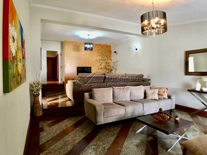 Sala de estar - Casa 4 quartos à venda Itatiba,SP Vila Mutton - R$ 960.000 - FCCA40147 - 3