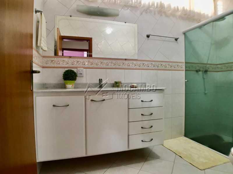 Banheiro social - Casa 4 quartos à venda Itatiba,SP Vila Mutton - R$ 960.000 - FCCA40147 - 12
