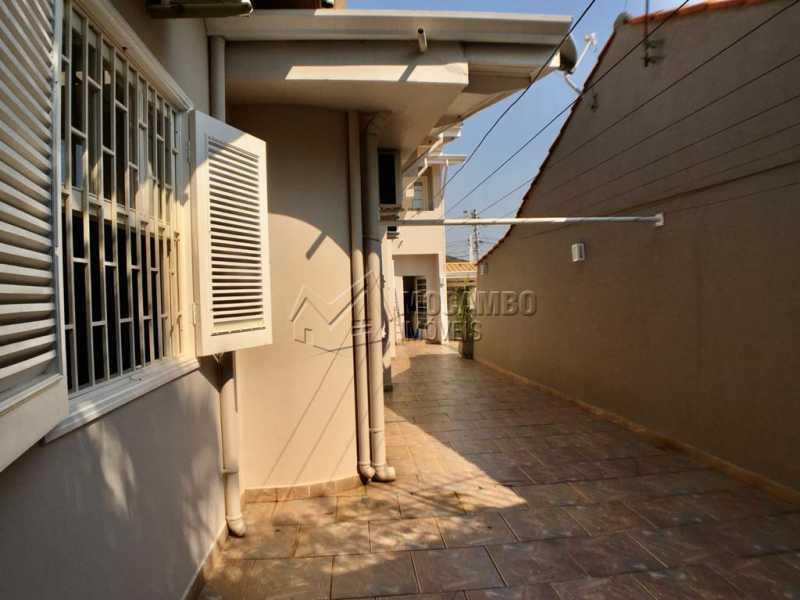 Lateral - Casa 4 quartos à venda Itatiba,SP Vila Mutton - R$ 960.000 - FCCA40147 - 23