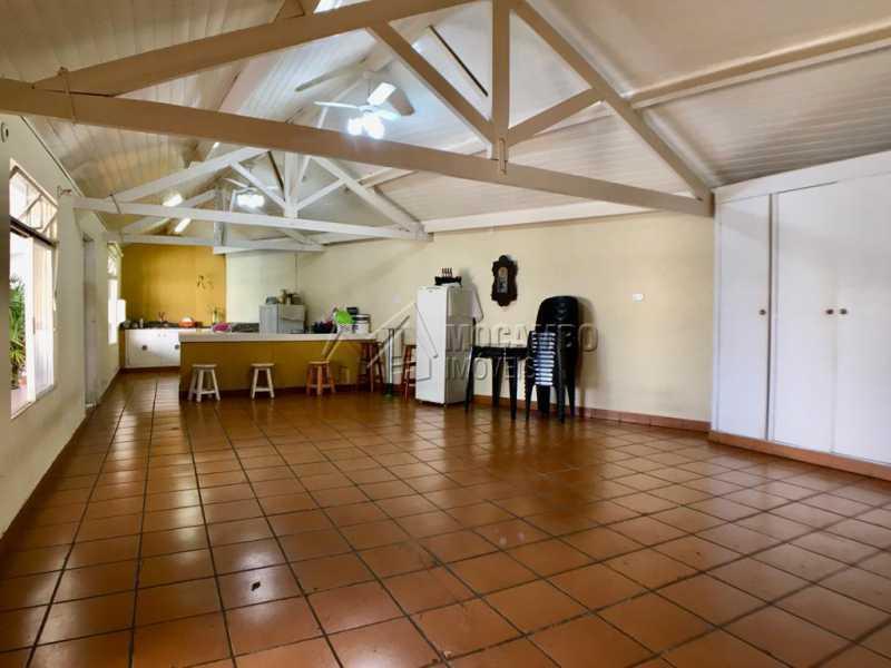 Salão - Casa 4 quartos à venda Itatiba,SP Vila Mutton - R$ 960.000 - FCCA40147 - 24