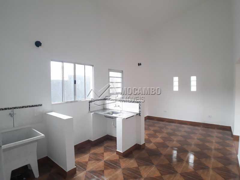 Cozinha - Casa 6 quartos para alugar Itatiba,SP - R$ 2.300 - FCCA60007 - 3