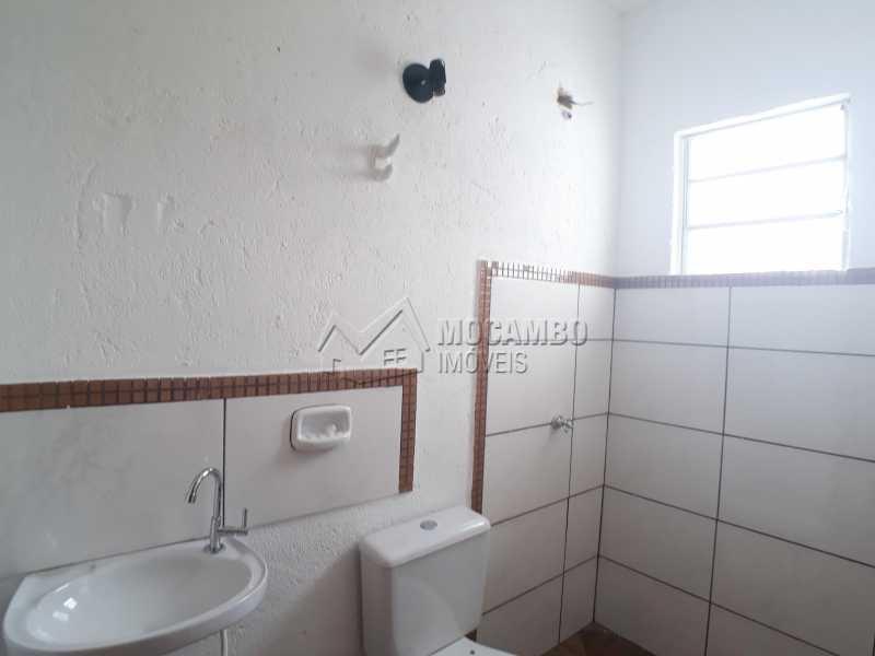 Banheiro Suíte 02 - Casa 6 quartos para alugar Itatiba,SP - R$ 2.300 - FCCA60007 - 9