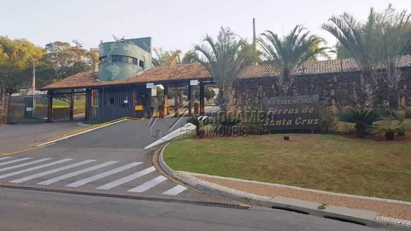 Terreno - Terreno 600m² à venda Itatiba,SP - R$ 380.000 - FCUF01403 - 8