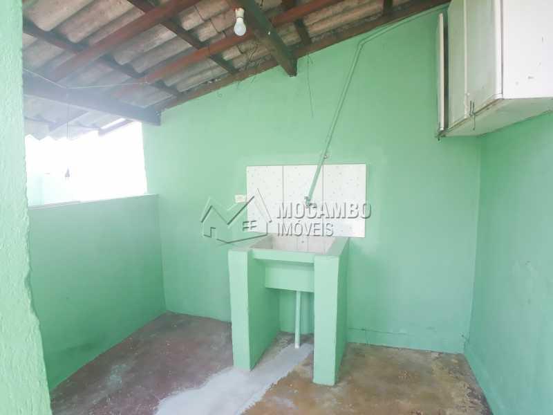 Lavanderia - Casa 1 quarto para alugar Itatiba,SP - R$ 700 - FCCA10298 - 6