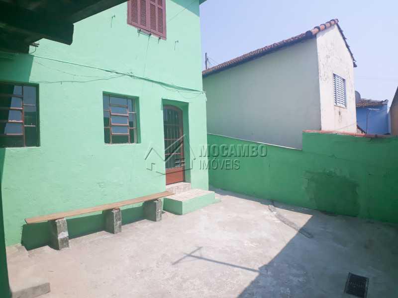 Quintal - Casa 1 quarto para alugar Itatiba,SP - R$ 700 - FCCA10298 - 7
