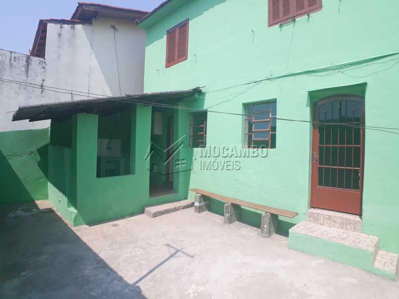 Quintal - Casa 1 quarto para alugar Itatiba,SP - R$ 700 - FCCA10298 - 8