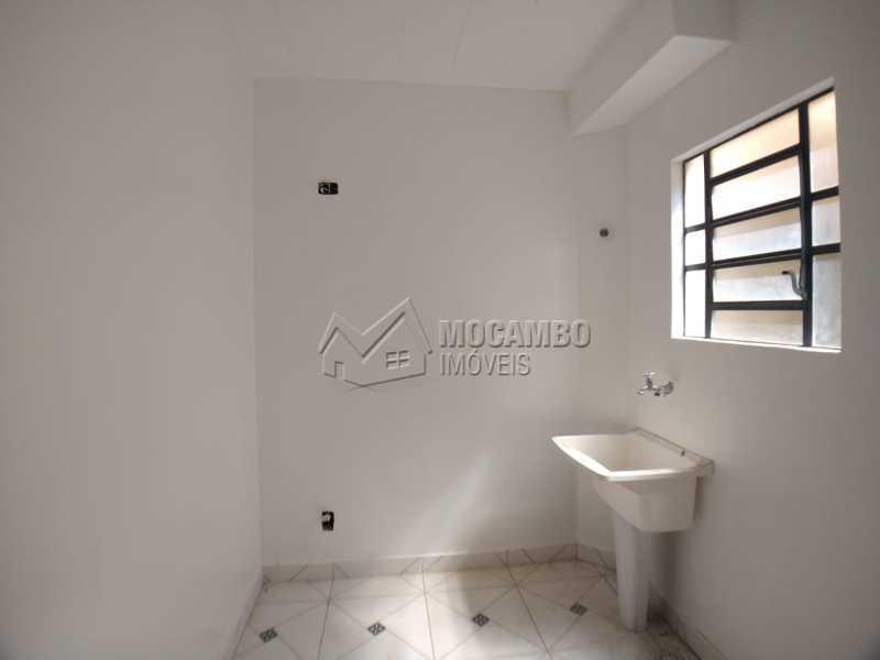 Área de Serviço - Apartamento 3 quartos à venda Itatiba,SP - R$ 175.000 - FCAP30585 - 4