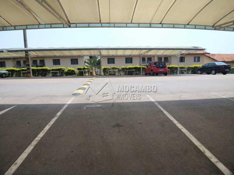 Garagem Coberta  - Apartamento 3 quartos à venda Itatiba,SP - R$ 175.000 - FCAP30585 - 10
