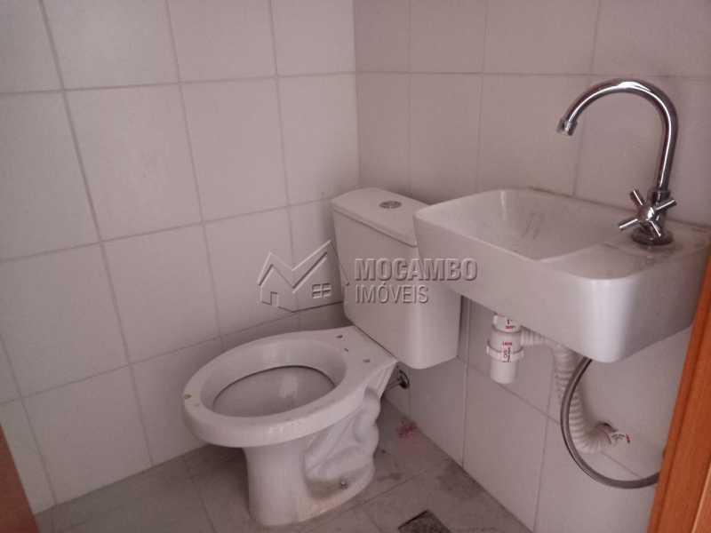 Banheiro. - Sala Comercial 38m² para alugar Itatiba,SP - R$ 1.300 - FCSL00230 - 10