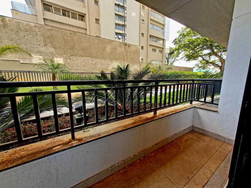 Varanda. - Sala Comercial 38m² para alugar Itatiba,SP - R$ 1.300 - FCSL00230 - 11