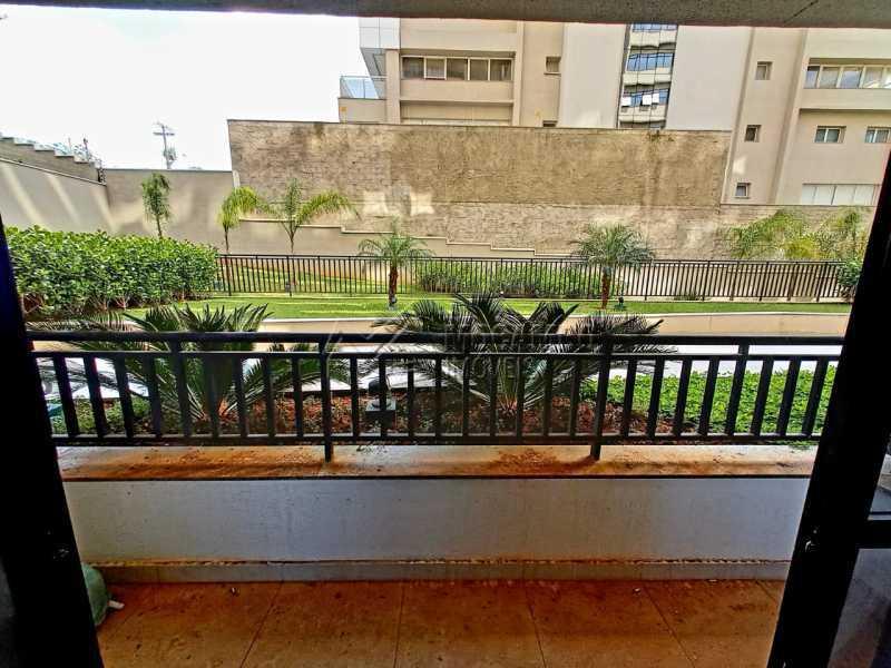 Varanda. - Sala Comercial 38m² para alugar Itatiba,SP - R$ 1.300 - FCSL00230 - 12