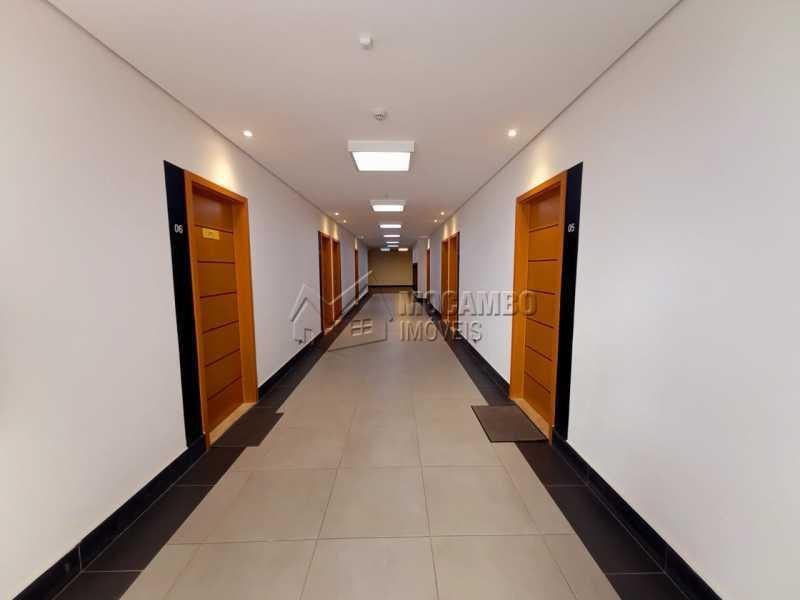Hall de acesso a sala. - Sala Comercial 38m² para alugar Itatiba,SP - R$ 1.300 - FCSL00230 - 15