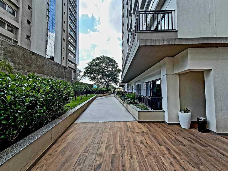 Areá externa de uso coletivo. - Sala Comercial 38m² para alugar Itatiba,SP - R$ 1.300 - FCSL00230 - 16