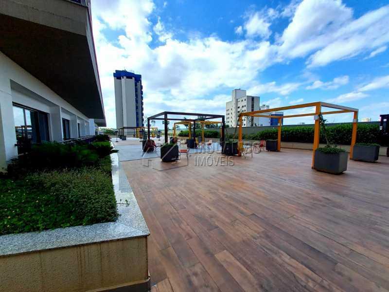 Areá externa de uso coletivo. - Sala Comercial 38m² para alugar Itatiba,SP - R$ 1.300 - FCSL00230 - 17