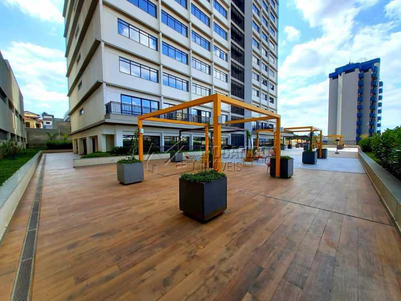 Areá externa de uso coletivo. - Sala Comercial 38m² para alugar Itatiba,SP - R$ 1.300 - FCSL00230 - 18
