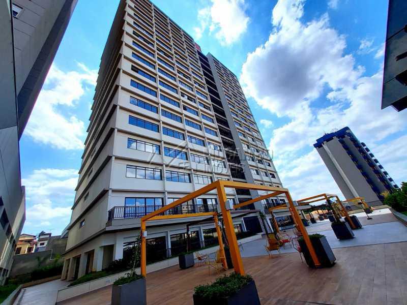 Areá externa de uso coletivo. - Sala Comercial 38m² para alugar Itatiba,SP - R$ 1.300 - FCSL00230 - 19
