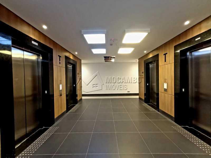 Hall da recepção uso coletivo. - Sala Comercial 38m² para alugar Itatiba,SP - R$ 1.300 - FCSL00230 - 20