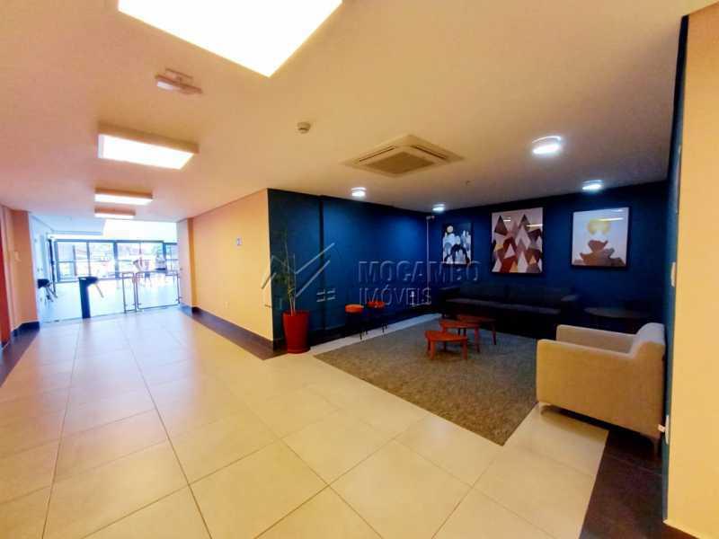 Hall da recepção uso coletivo. - Sala Comercial 38m² para alugar Itatiba,SP - R$ 1.300 - FCSL00230 - 21