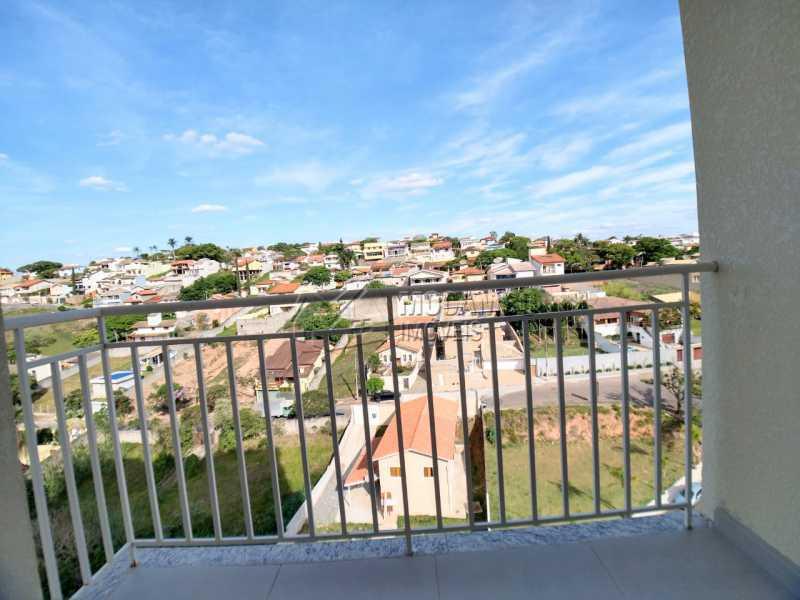 Varanda - Apartamento 2 quartos à venda Itatiba,SP - R$ 340.000 - FCAP21172 - 13