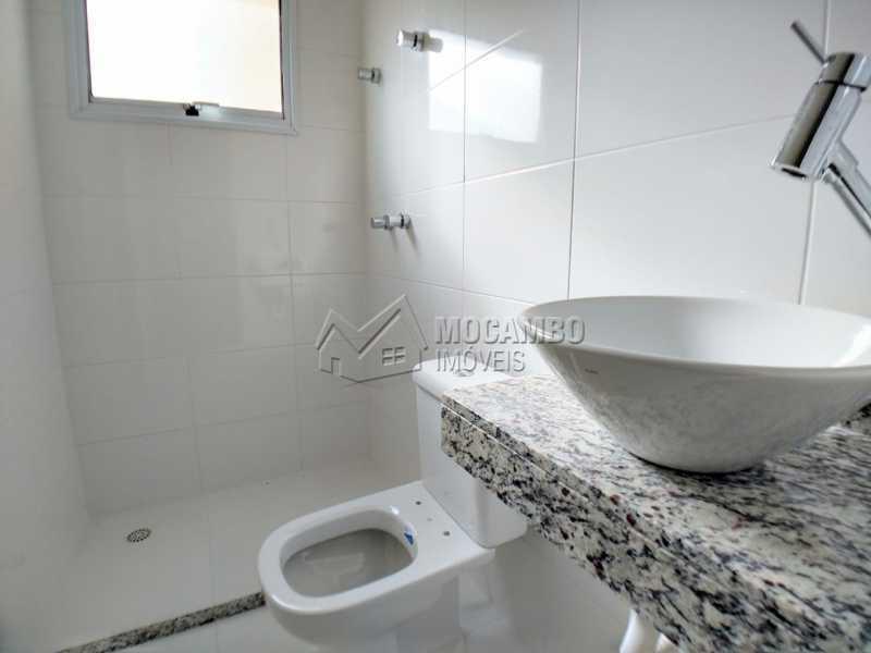Banheiro - Apartamento 2 quartos à venda Itatiba,SP - R$ 340.000 - FCAP21172 - 8