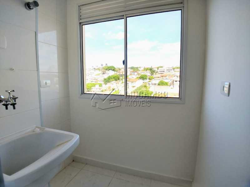 Área de Serviço - Apartamento 2 quartos à venda Itatiba,SP - R$ 340.000 - FCAP21172 - 10