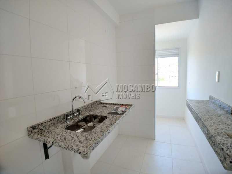 Cozinha - Apartamento 2 quartos à venda Itatiba,SP - R$ 340.000 - FCAP21172 - 5