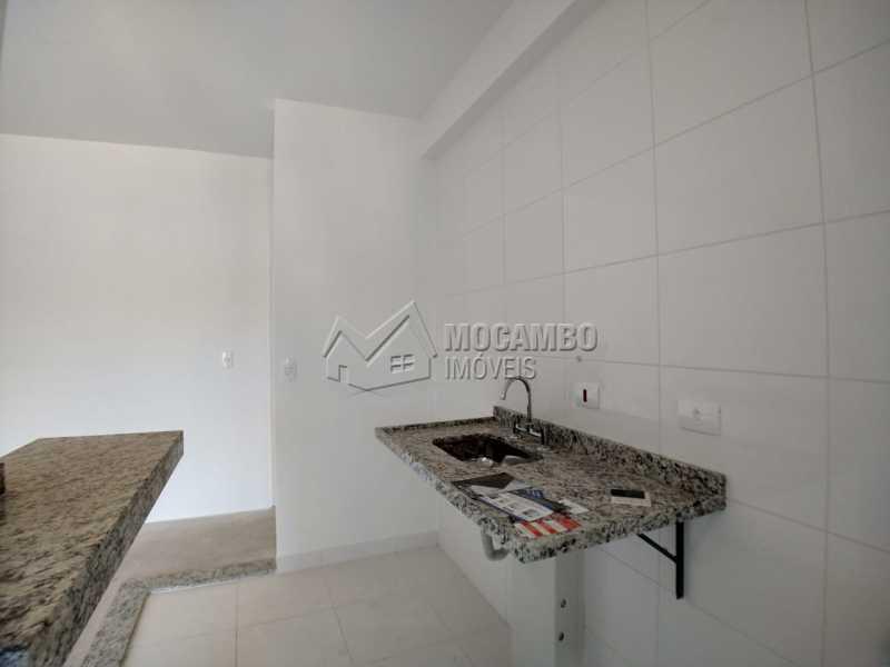 Cozinha - Apartamento 2 quartos à venda Itatiba,SP - R$ 340.000 - FCAP21172 - 6