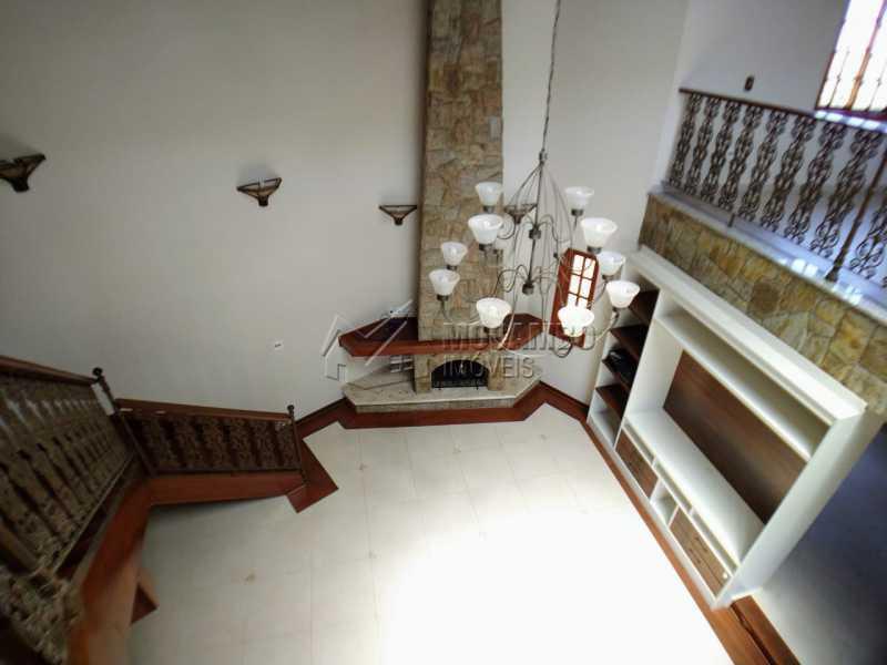 Sala - Casa em Condomínio 5 quartos à venda Itatiba,SP - R$ 2.200.000 - FCCN50039 - 4