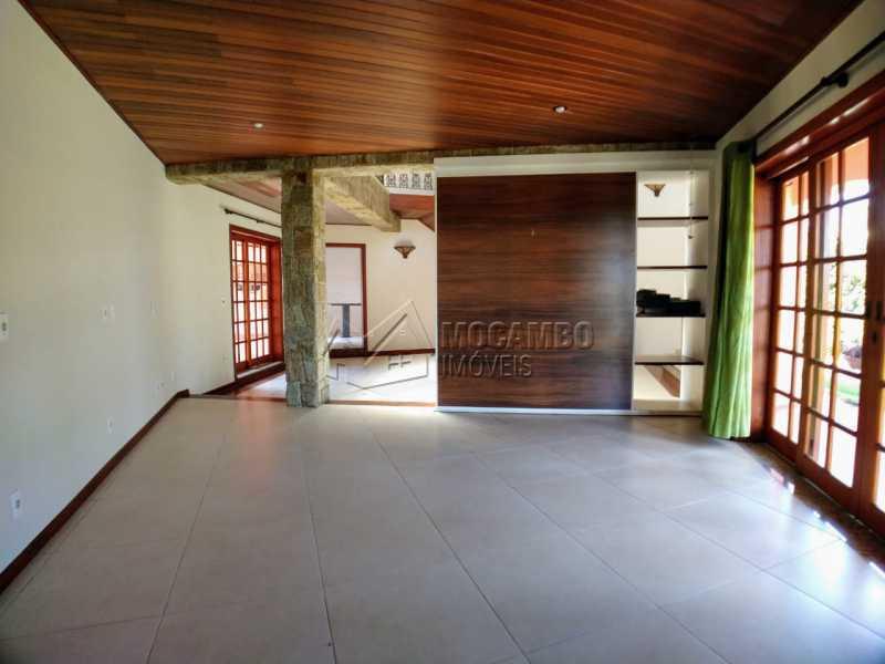 Sala de Jantar  - Casa em Condomínio 5 quartos à venda Itatiba,SP - R$ 2.200.000 - FCCN50039 - 8