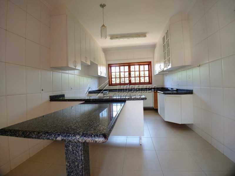 Cozinha - Casa em Condomínio 5 quartos à venda Itatiba,SP - R$ 2.200.000 - FCCN50039 - 9